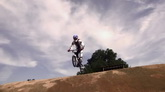 极限活动自行车竞走高清实拍视频素材