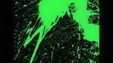 泼彩色染料飞溅高清动态视频素材