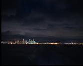 城市夜景高清实拍视频素材