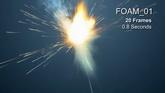 动作影视精华特效素材 火花2 Powder_Hits 高清动态特效视频素材