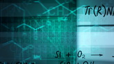 科学 数学公式分析 高清动态背景视频素材