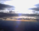 美丽的阳光乍现标清实拍视频素材