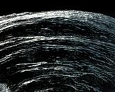 翻滚的水流 标清实拍视频素材