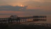 海边日出风光美景高清实拍视频素材
