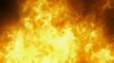 一組火焰燃燒All Fire高清動態視頻素材