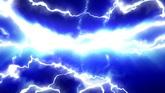 超炫蓝色电波电流高清动态背景视频素材