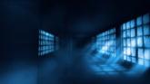 房间通道蔓延高清动态背景视频素材
