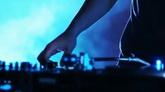 一组音乐人·DJ-Music DJ高清实拍视频素材