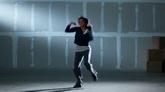女子∑跳街舞 舞蹈人物 Dance 2 高清��拍��l素材