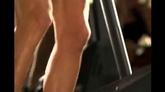 运动机健身标清实拍视频素材