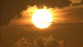 日出风光高清实拍视频素材