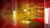 基因数据分析高清动态背景视频素材