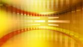 金色旋转高清静态配景视频素材