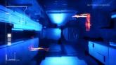 科技空间数据分析高清动态背景视频素材