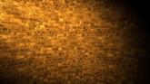 金色墙壁高清动态背景视频素材