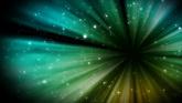 星空高清静态配景视频素材