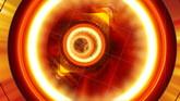 圆圈隧道光线高清动态背景视频素材