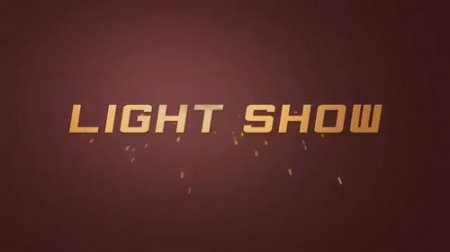Light Show - Project for After Effects