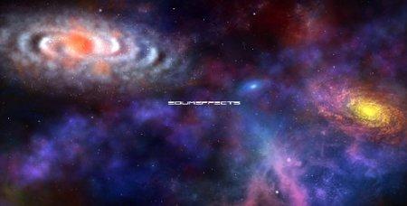 超炫震撼宇宙电影宣传开场字幕特效展示AE模板 The Universe