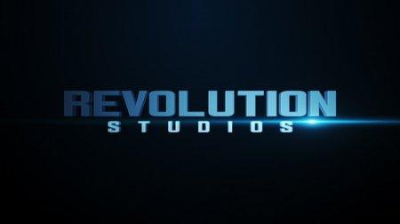《深沉的文字标题炫光闪过标题展示AE模板》Revolution ti<x>tles