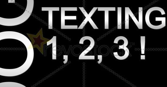 《简单文字字幕AE模板》Texting Text Revostock Free Download