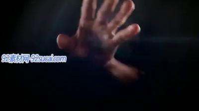 《魔幻之手》会声会影模板公司企业广告宣传片头素材