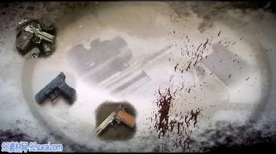 《枪械x5模版》会声会影模板公司企业广告电子相册宣传片头片尾素