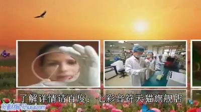 《薤叶芸香终极版》会声会影模板公司企业广告电子相册宣传片头片