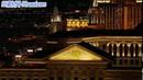 城市高楼灯光夜景5 高清实拍视频素材