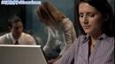 辦公思考 對著電腦操作思考商務高清實拍視頻素材