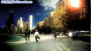 在城市穿梭 唯美浪漫的背景行人走過 高清實拍視頻素材