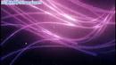 紫色酷炫流光线条运动视频 高清动态背景素材
