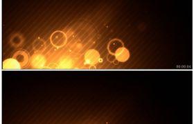酷炫粒子闪耀 深沉背景高清动态视频素材