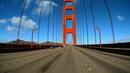 实拍汽车开过大桥 高清实拍视频素材