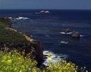 美丽海边 深蓝海水 高清实拍视频素材