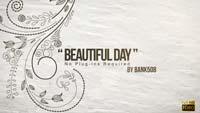 《温馨美丽日子相册记录的AE模板》Beautiful Day