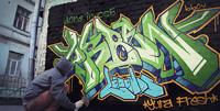 《涂鸦喷雾图文展示?#27169;粒?#27169;板》Spray Your Graffiti