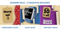 《商品宣传促销展示AE模板》Season Sale