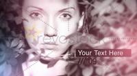 《浪漫的幻灯片图文相册展示AE模板》Filmic Slides