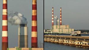 實拍國外各種空氣污染