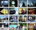 国美GOME企业房地产宣传片专题片 标清实拍地铁白领教师城市车流