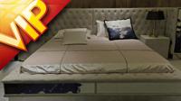 高清实拍床垫的制造过程工艺纪录 品牌宣传