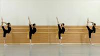 柔软的舞姿舞蹈根底训练