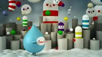 小云朵的快活生活 卡通动画 六一儿童节标清视频素材