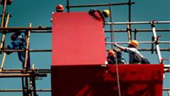 工人建筑中国馆城市宣传片城市之光