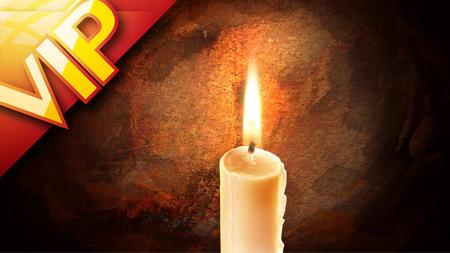 40组火焰烛光火焰燃烧粒子光圈光柱光线动态视频背景