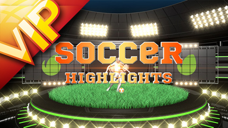 足球運動節目包裝AE模板Soccer Highlights Ident Broadcast Pack
