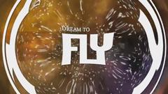 空间碎片文字标题图文动画宣传片展示AE模板 Dream to fly