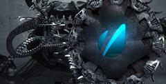 帅气的高科技怪物机械手臂电影预告宣传片展示 Hi-Tech Monster 2