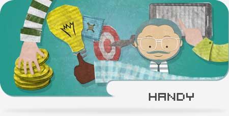 推广宣传AE模板 Handy Animated Promotional And Explaining Kit